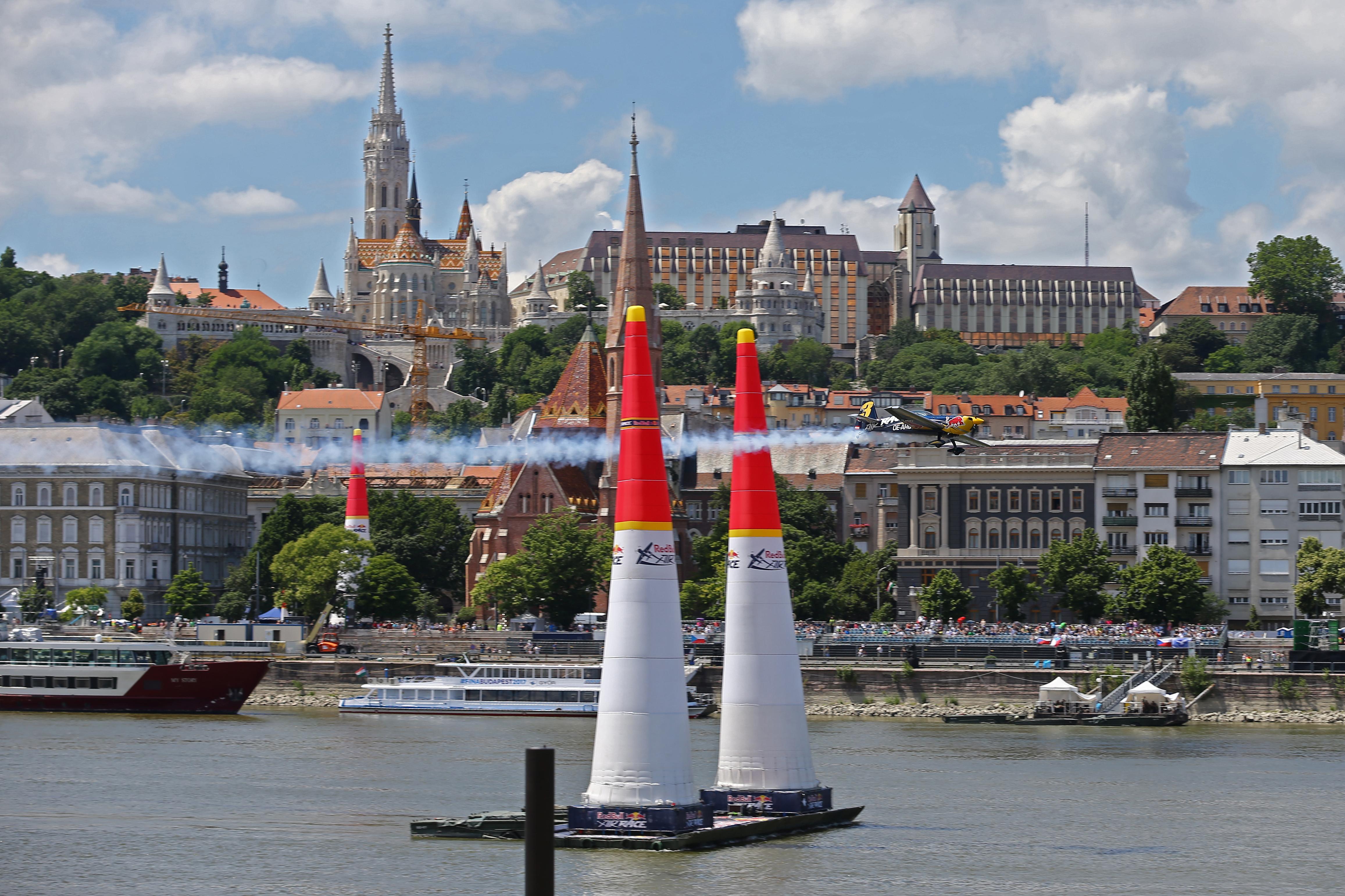 Red Bull Air Race Budapest • Budapest, Hungary