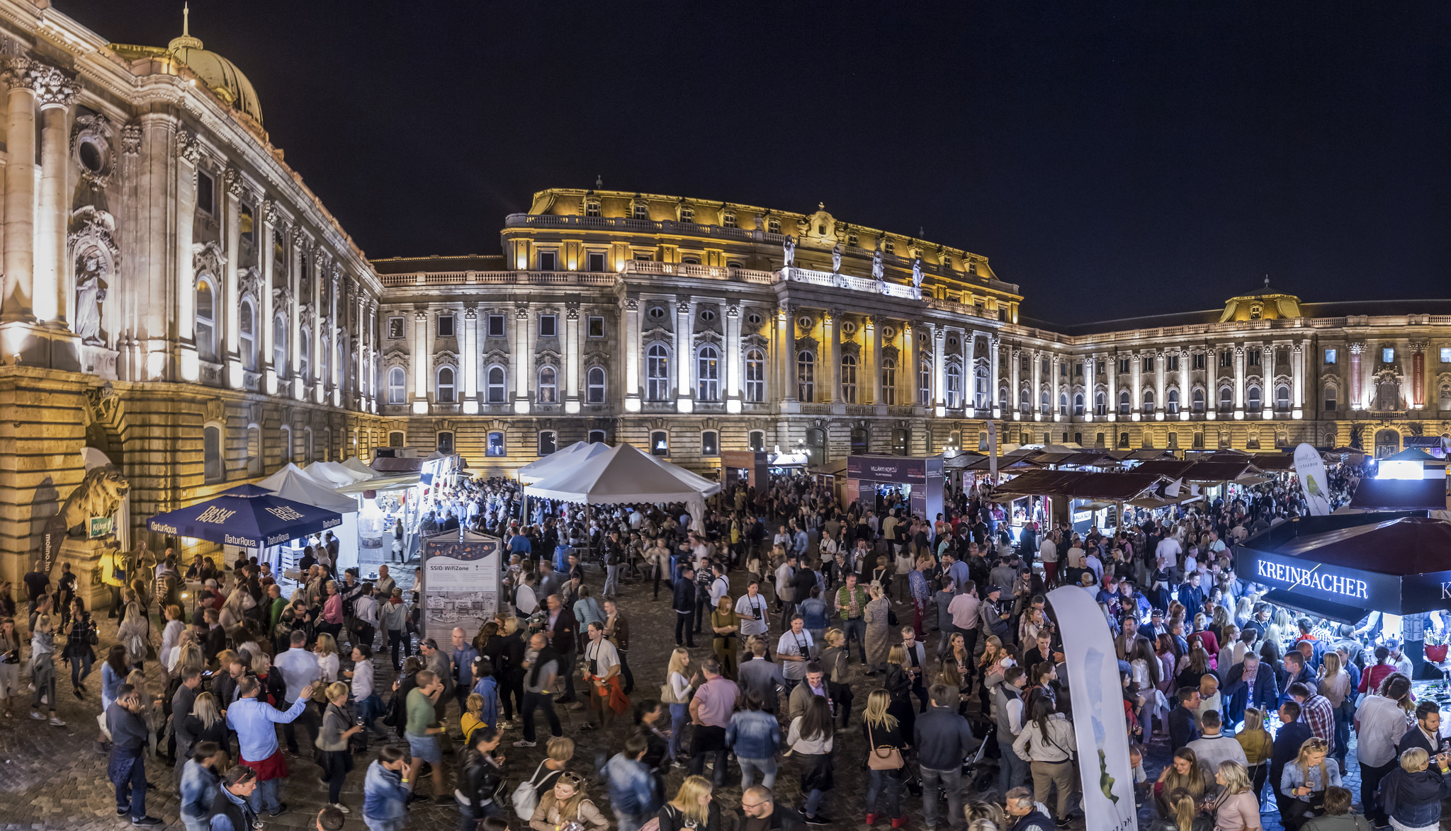 Budapest Wine Festival • Budapest, Hungary