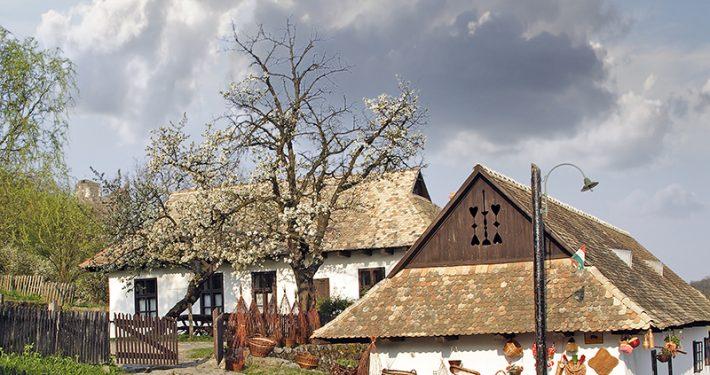 Old Village • Hollókő, Hungary