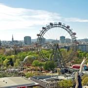 Giant Ferris Wheel • Vienna, Austria