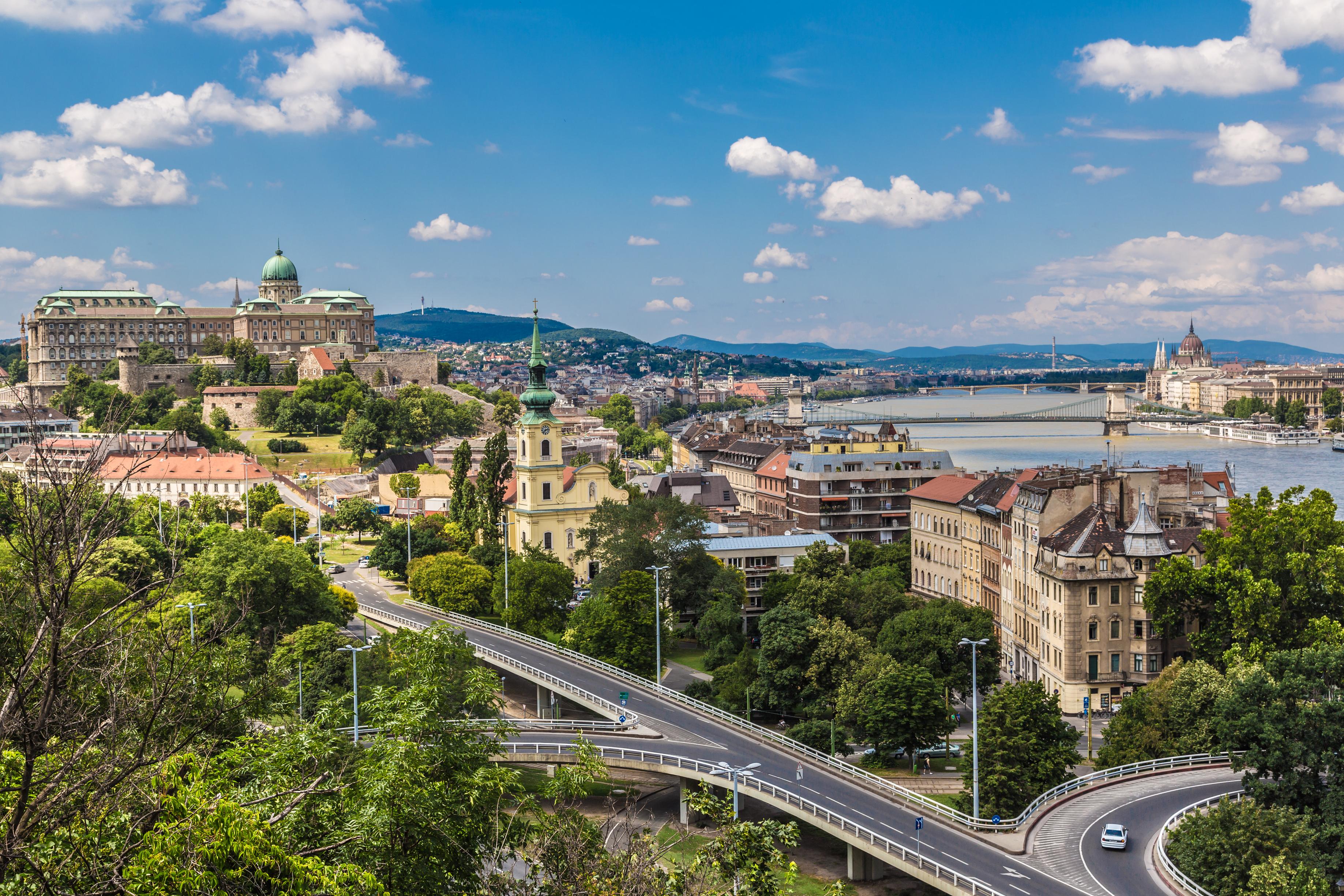 Buda Side • Budapest, Hungary