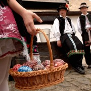 Hollókő Easter Festival
