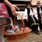 Hollókő Easter Festival