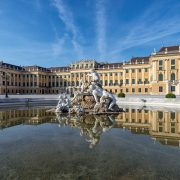 Schönbrunn Palace • Vienna, Austria