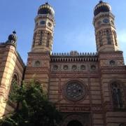 Dohány Street Synagogue • Budapest, Hungary