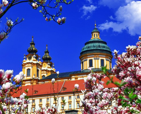 Benedictine Abbey • Melk, Austria