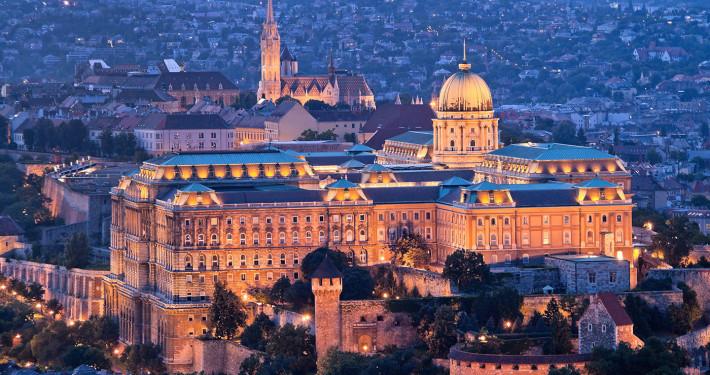 Buda Castle • Budapest, Hungary