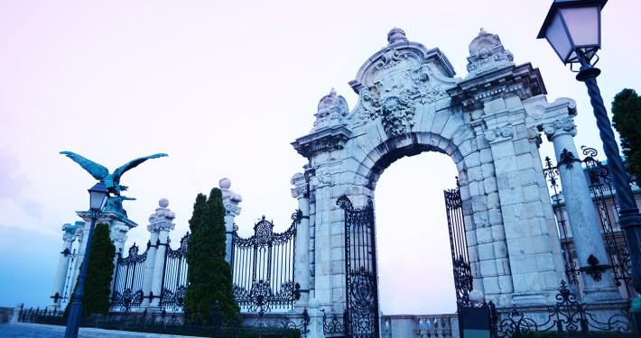 Heaven's Doors Buda • Budapest, Hungary