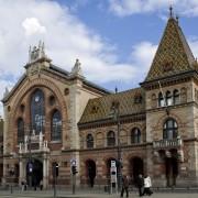 Central Market Hall • Budapest, Hungary
