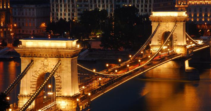 Chain Bridge • Budapest, Hungary