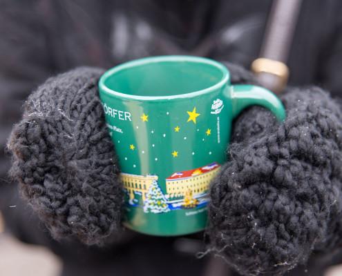 Christmas Market / Mug • Vienna, Austria