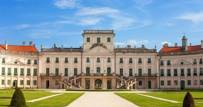 Esterházy Palace • Fertőd, Hungary