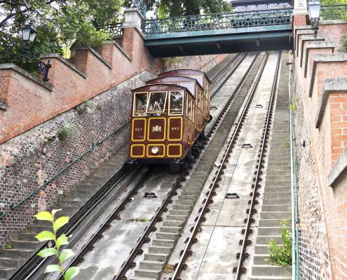 Funicular • Budapest, Hungary