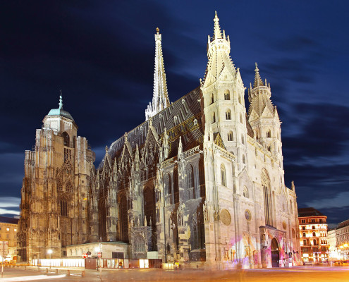 St. Stephan Cathedral • Vienna, Austria