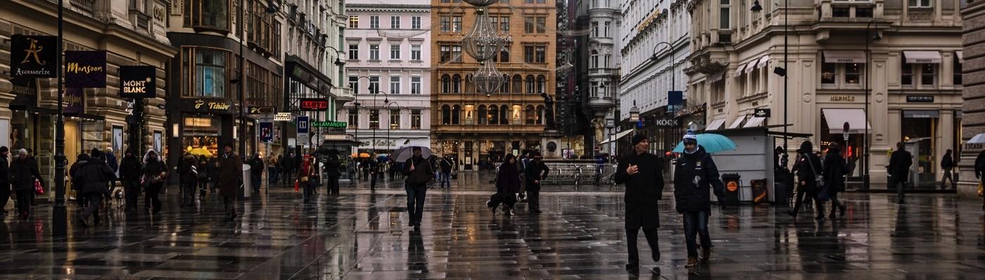 Street • Vienna, Austria