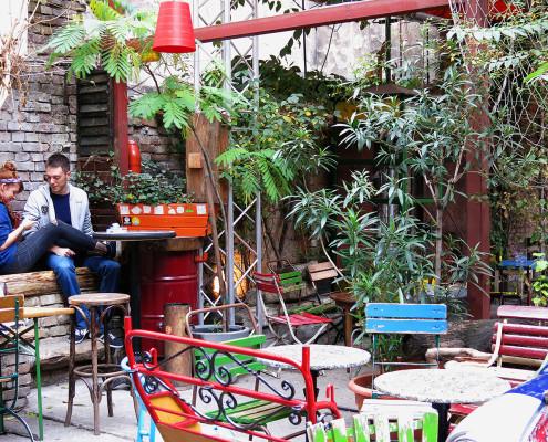Szimpla Ruin Pub • Budapest, Hungary