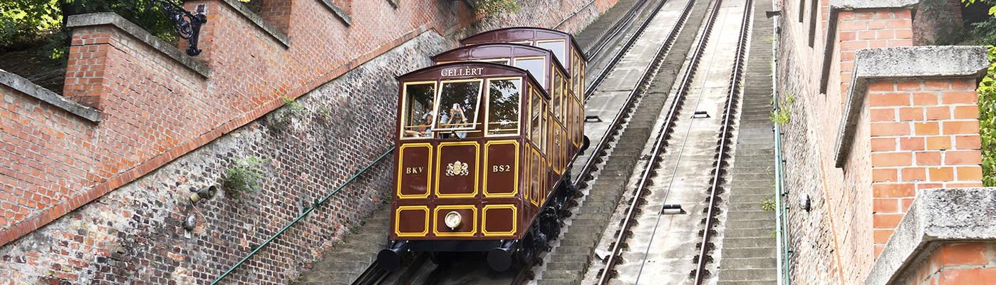 Funicular Budapest • Hungary