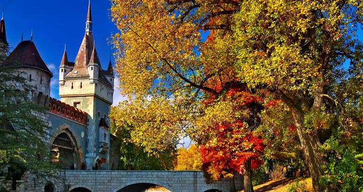 Vajdahunyad Castle • Budapest, Hungary