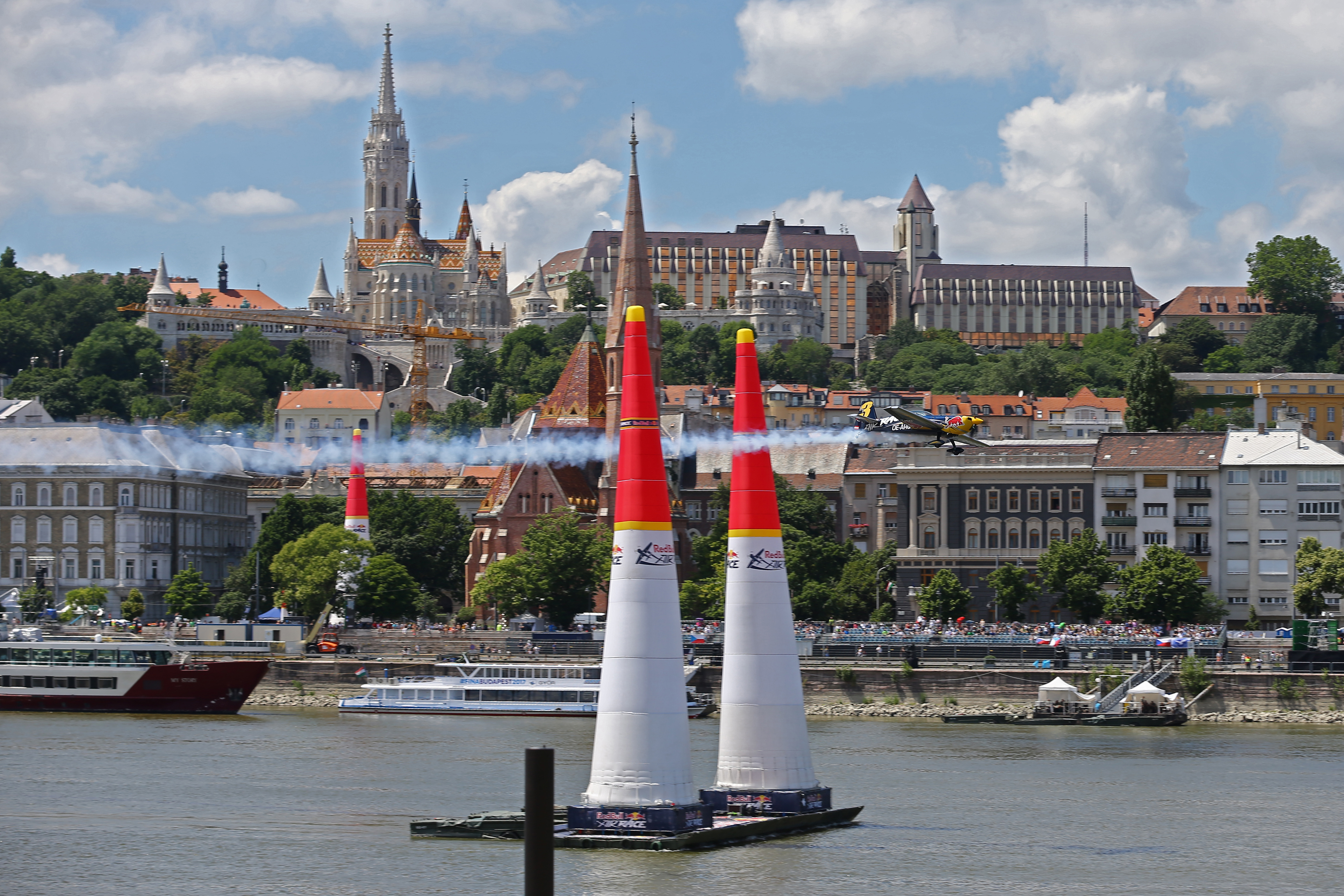 Red Bull Air Race Budapest • Budapest, Hungary