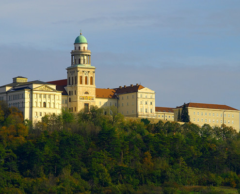 Benedictine Abbey • Pannonhalma, Hungary