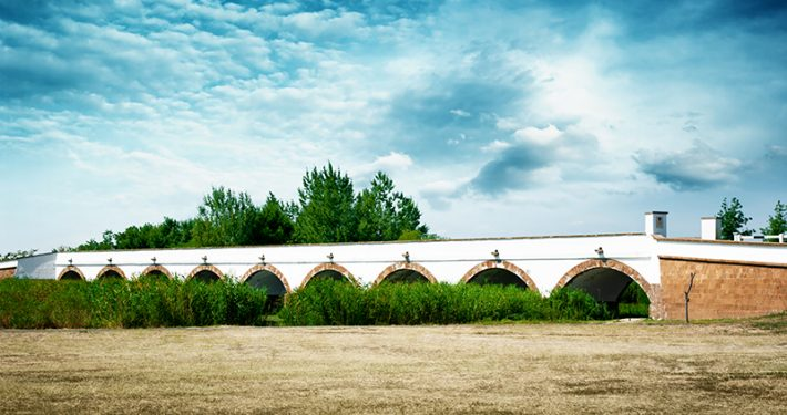 Nine-Arch Bridge • Hortobágy, Hungary