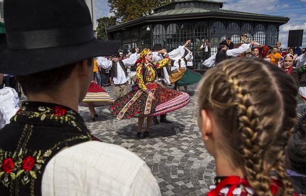 7_Budapest Wine Festival - Folk Dance