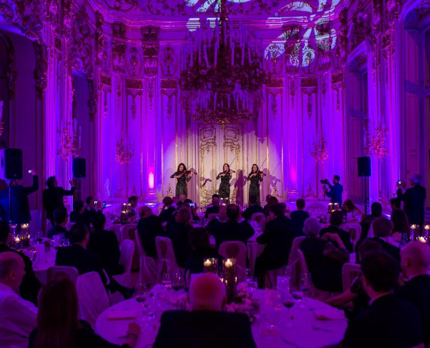 Euromic AGM Wenckheim Palace Violin Show • Budapest, Hungary