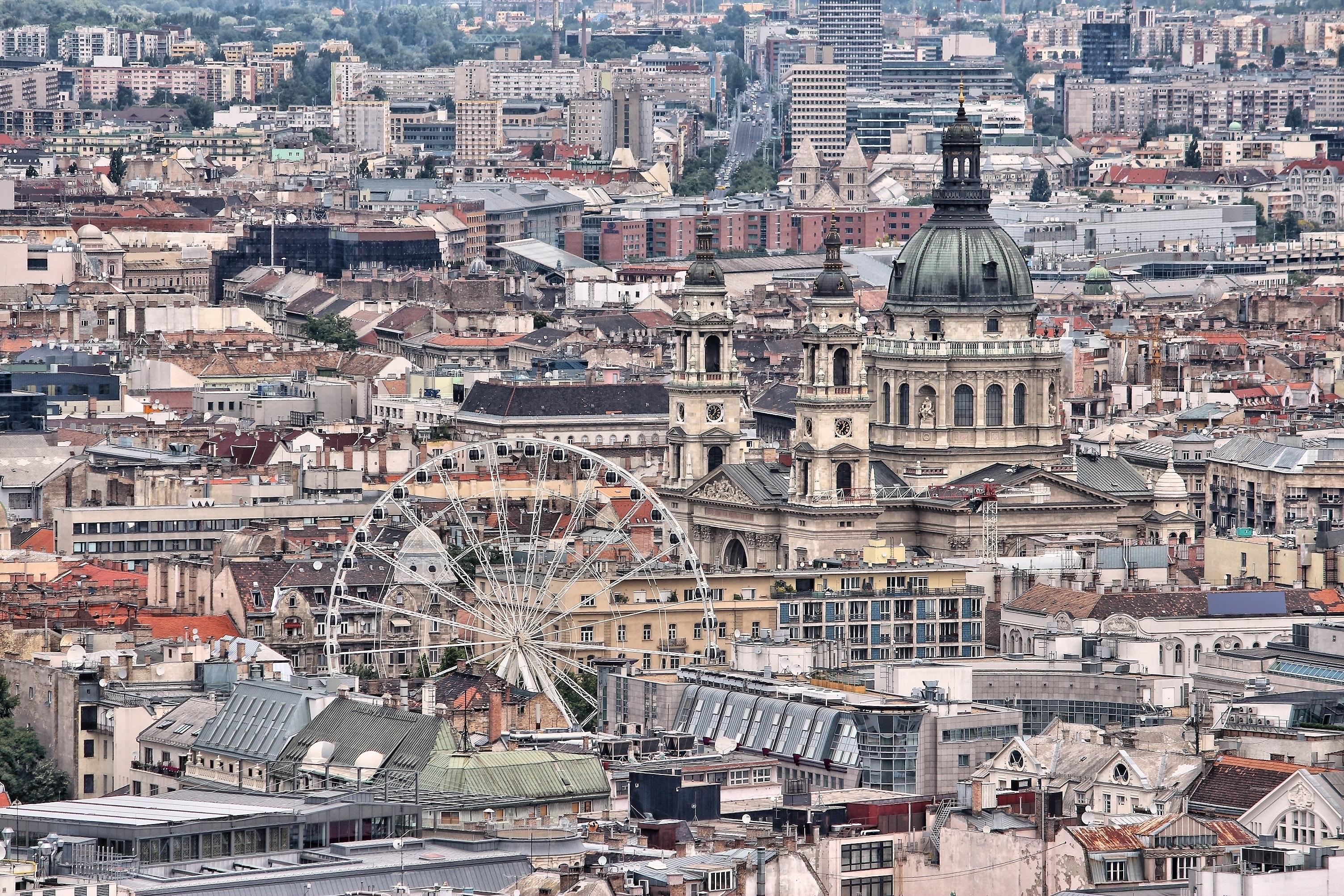 Pest Side • Budapest, Hungary