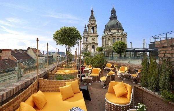 Aria Hotel Terrace