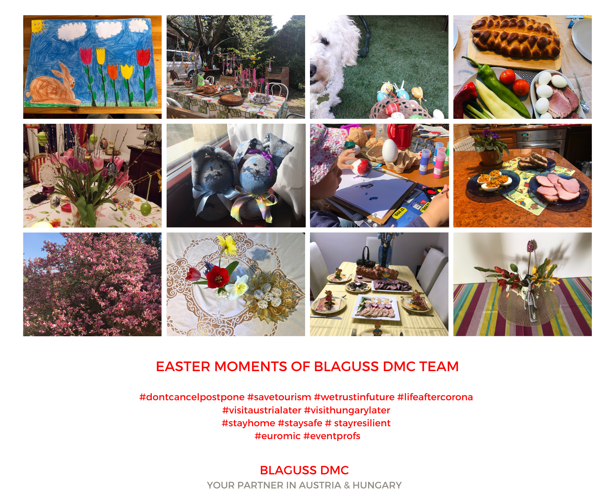 Blaguss DMC Easter Moments