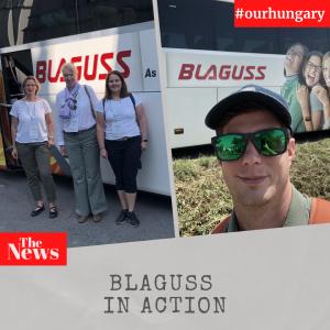 Blaguss in Action