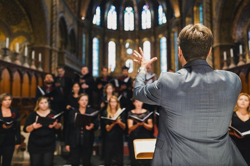 Concert in Matthias Church • Budapest, Hungary