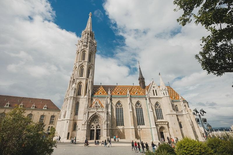 Matthias Church • Budapest, Hungary