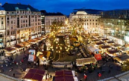 News Christmas Fair in Budapest