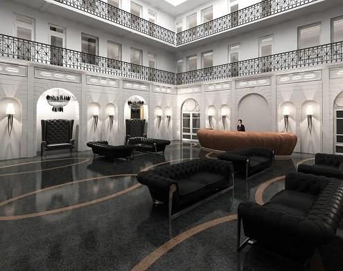 Prestige Hotel Budapest • Budapest, Hungary