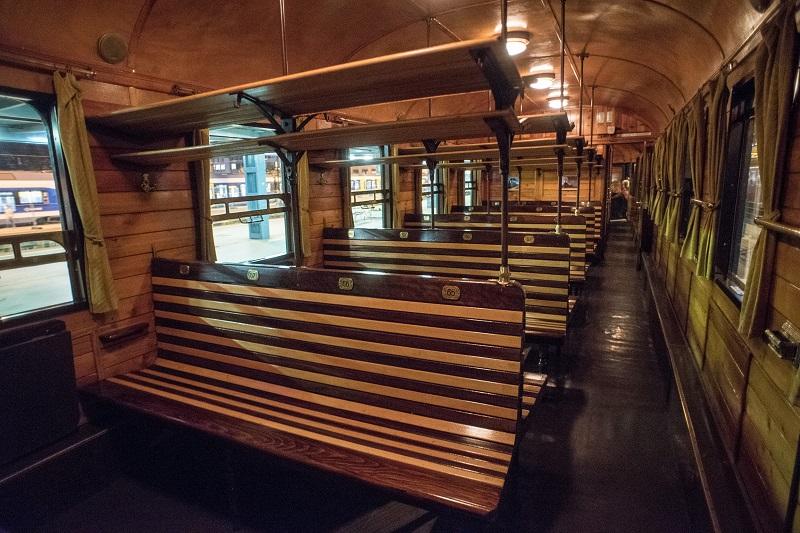 Nostalgy Train Transfer from Nyugati Railway Station • Budapest, Hungary