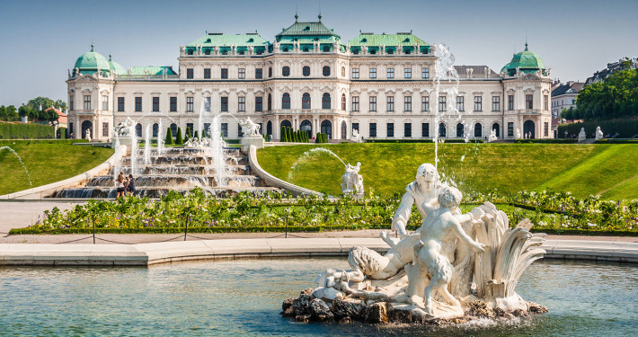 Belvedere Schloss • Vienna, Austria