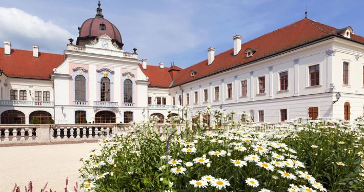 Grassalkovich Castle • Gödöllő, Hungary