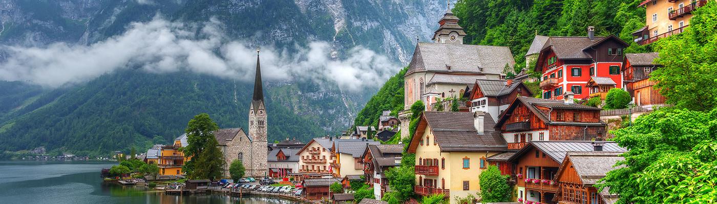Hallstatt Village • Alps, Austria