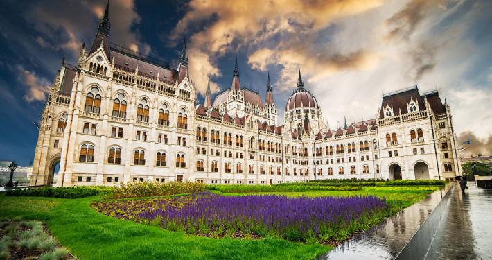 Parliament • Budapest, Hungary