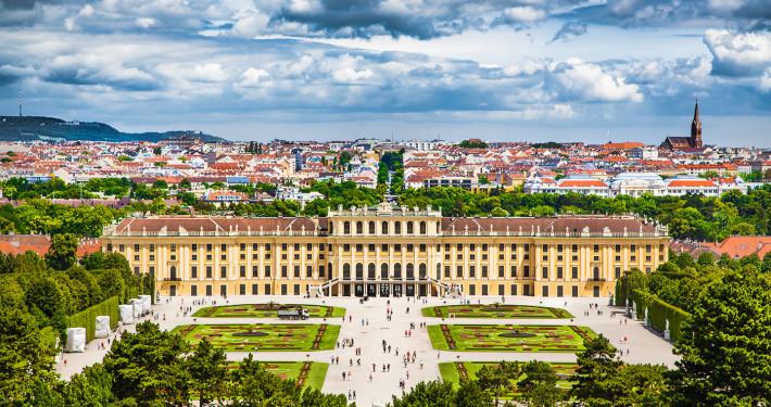 Schönnbrunn Palace • Vienna, Austria