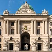 Hofburg • Vienna, Austria