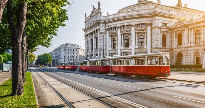 Burgtheater, Wiener Ringstrasse • Vienna, Austria